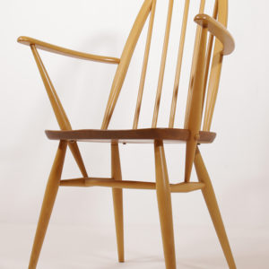Ercol Quaker Carver Chairs