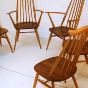 Ercol 369 Goldsmith Chairs