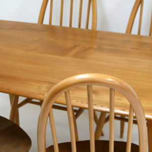 Ercol Plank Dining Table