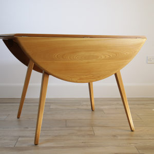 Ercol Round Drop Leaf Table
