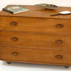 Ercol No. 412 Chest of Drawers