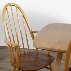 Ercol Quaker Chair and Table